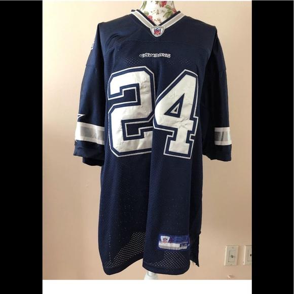 d43993de35a NFL Shirts   Reebok Dallas Cowboys 24 Barber Jersey Sz 54   Poshmark